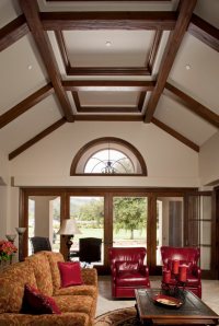 family room ceiling idea