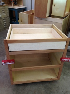 First drawer