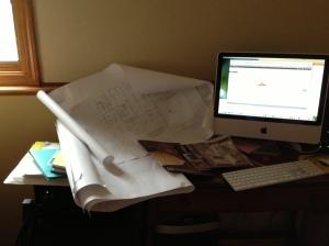 House plans, spec document, catalogs, quotes