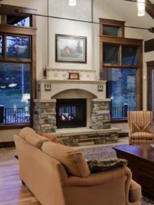 Fireplace we like
