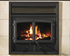 Enerzone fireplace