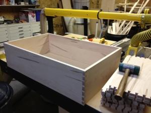 One big 'ol drawer made