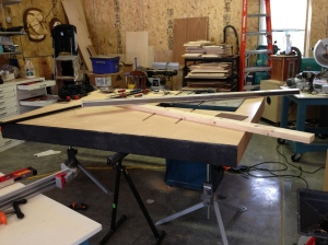 Making a new saw table
