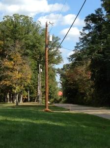 New Pole