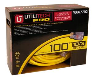 10 gauge extension cord