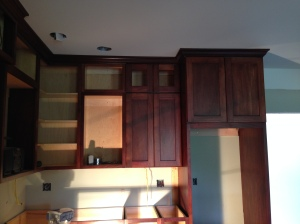Second cabinet doors
