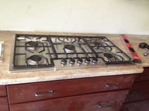 Cooktop all in!